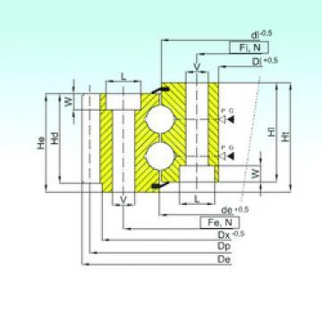 підшипник EB2.25.0575.400-1SPPN ISB